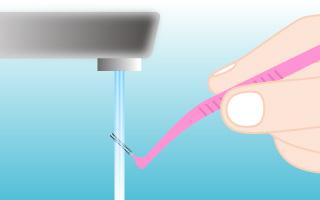 После использования промойте проточной водой и держите ее в хорошо проветриваемом месте.